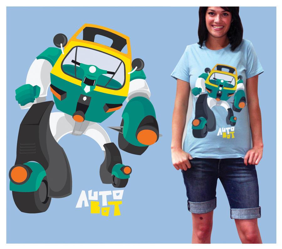 Autobot by veekaysee