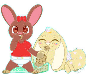 Cookie Sharing -By Nyogart-