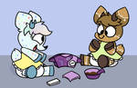 Easy-Bake Cooking -By MrVonFuzzlebutt-