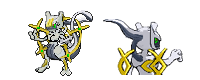 Arceus Two by Sentry86