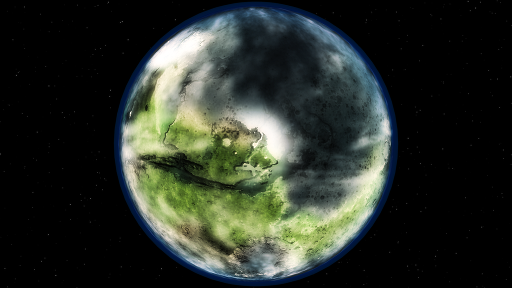 terraform mars planet - photo #27