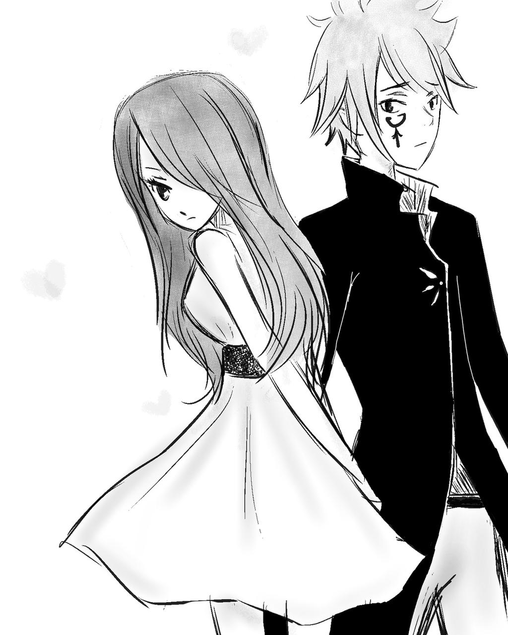 erza and jellal relationship goals
