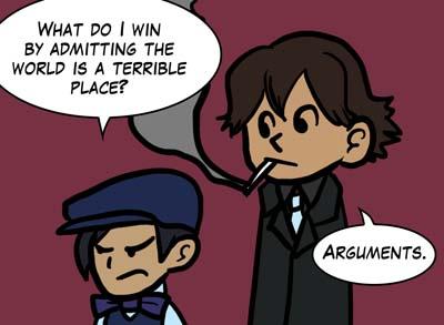 Arguments by Kaxen6