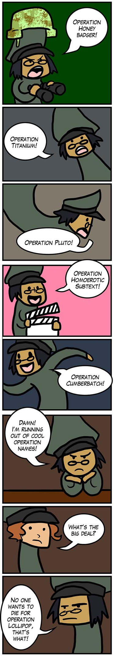 Operation Cool by Kaxen6