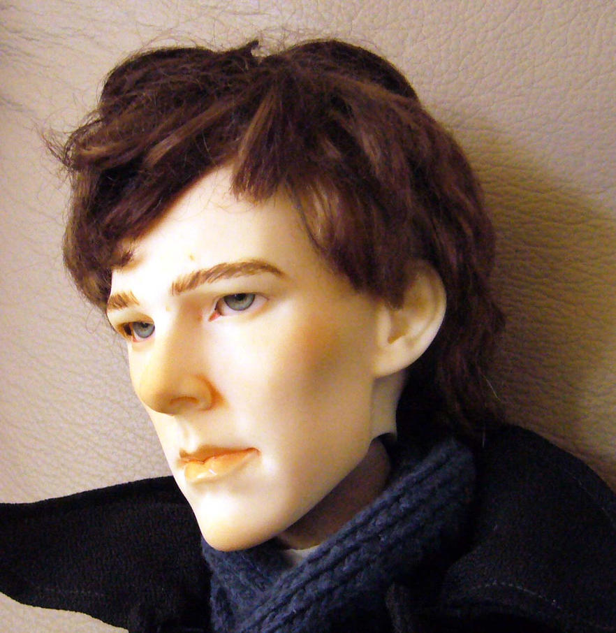 Cumberdoll with Face-up by Kaxen6