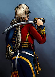 The Handsome Hussar