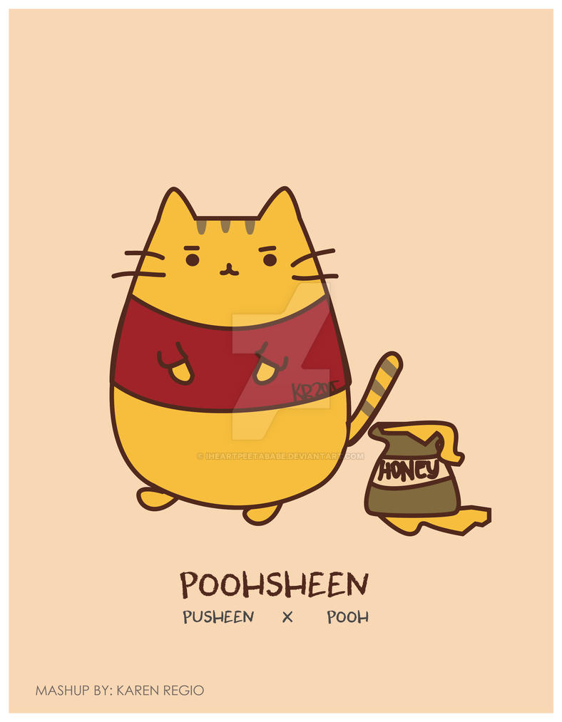 Pictures Of Pooh Sheen The Cat