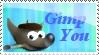 Gimp you by Cjdjncs