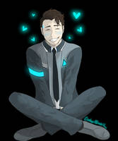 The android sent by Cyberlife by CipherSnail