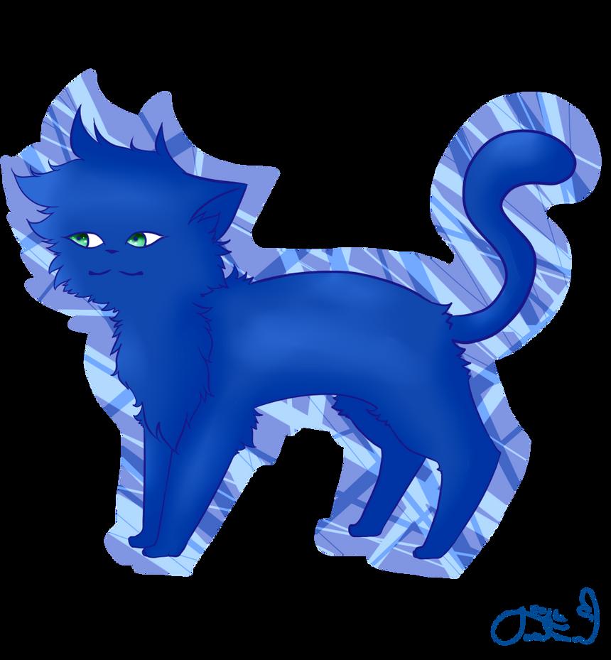 Cat Nip Blue Mouse Toy