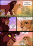 The forgotten lioness - Tlk fan comic Page01