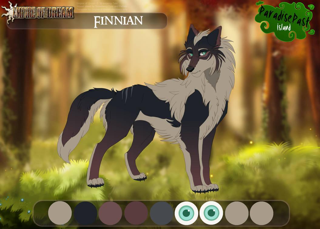 Empire of Dream   Finnian