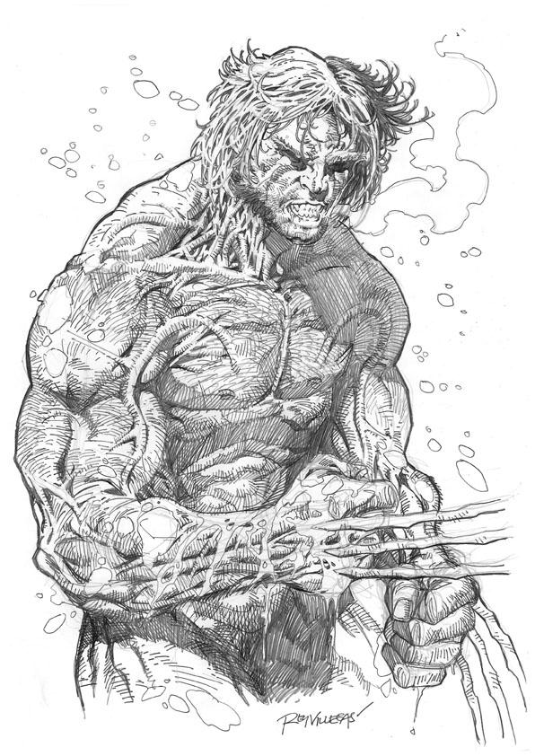 Wolverine: Weapon X by Reybronx