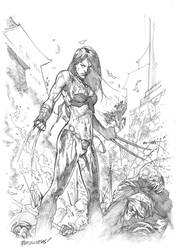 X-23 by Reybronx