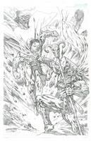 Superman- Skeletor by Reybronx