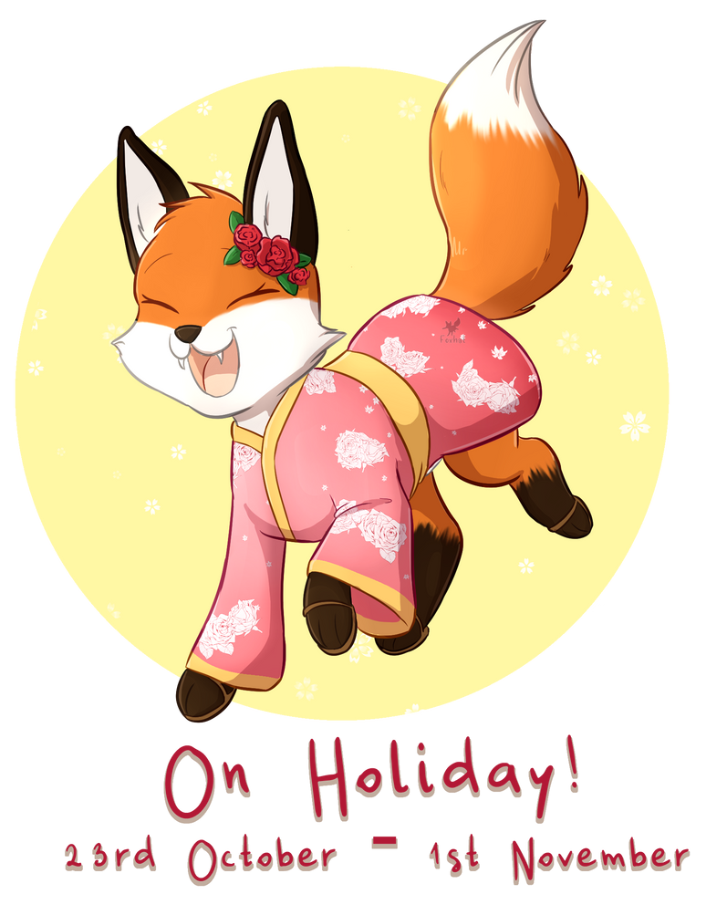 Holiday Picture by Foxhatart