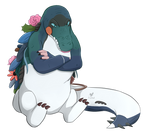 Commission: Jaspir by Foxhatart
