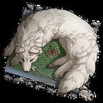 Fox Pelt - Arctic