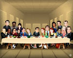 Michael Scott's Last Supper