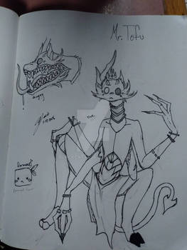 Mr. Tofu CS
