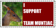 Team Muntjac Stamp by Abridgenator