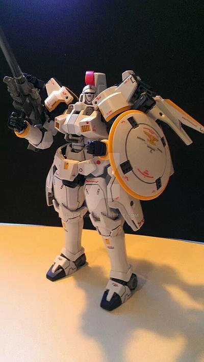 MG Tallgeese by Jazz935
