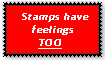 RESPECT THE STAMPS by KayleeInuzuka