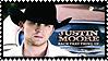 Justin Moore Stamp by KayleeInuzuka