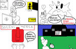 Wales and Buddy Short Comic 5: The Masked Singer