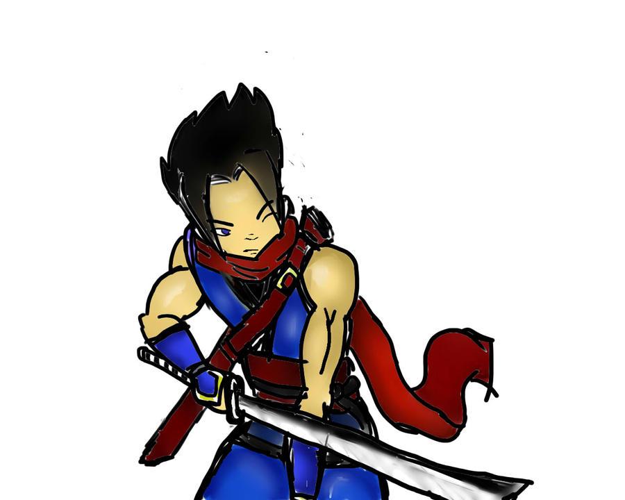 Shinobi Character by JoyCubed