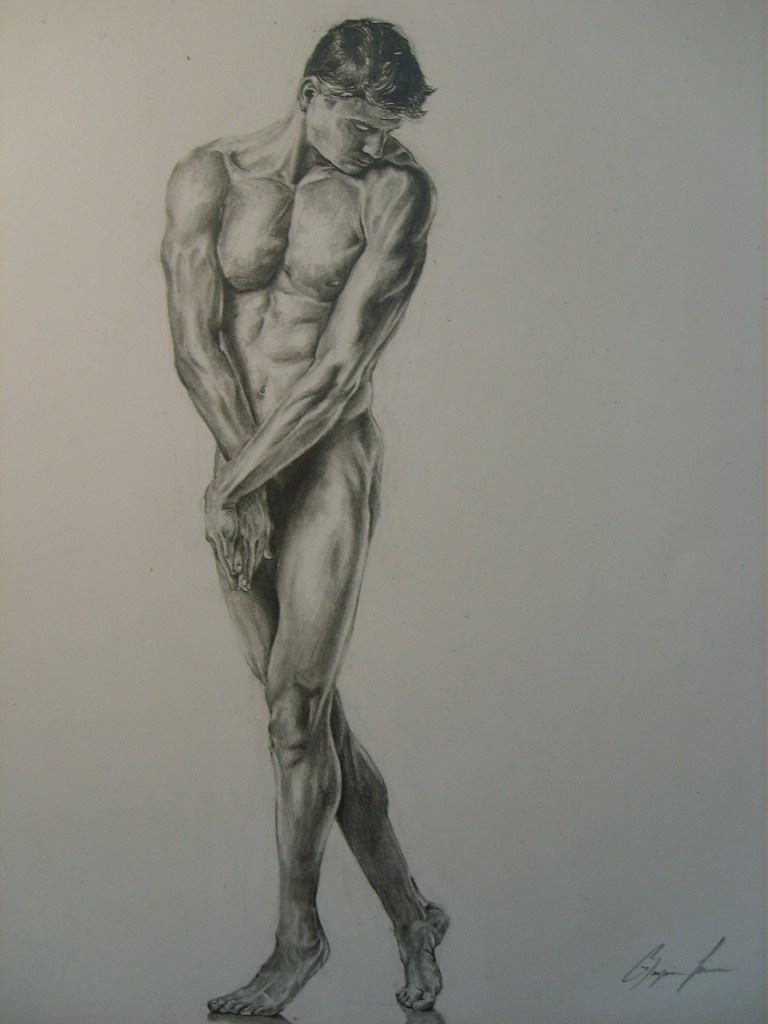 Male anatomy 2 by BenLermanArt on DeviantArt