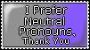Neutral Pronouns, Please by Rainbow-Reverse