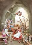 Alice, the Next Witness