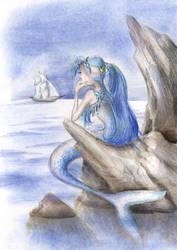 Little Mermaid by asiapasek