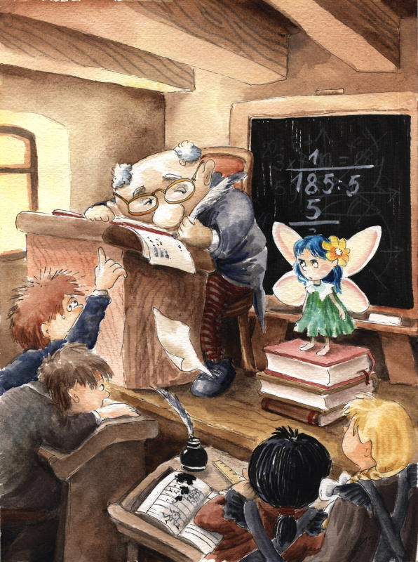 Tinker Bell's Bad Dream