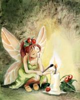 Christmas Fairy by asiapasek