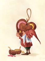 Cookie Dwarf by asiapasek