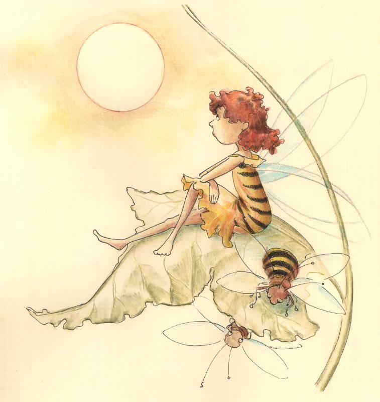 Honey Fairy by asiapasek