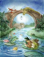 River Lullaby by asiapasek