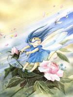 Mia The Fairy by asiapasek