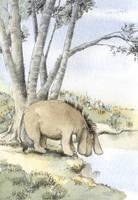 Eeyore by asiapasek
