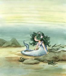The Mermaid by asiapasek