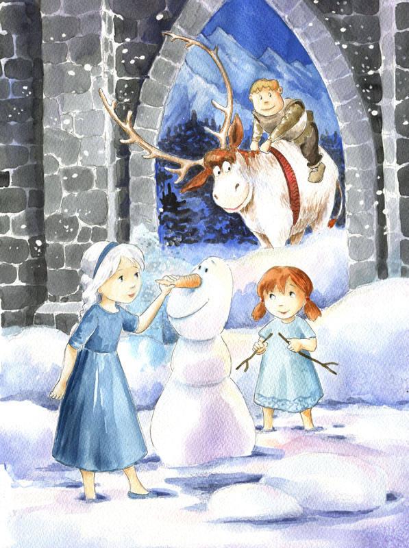 Elsa by asiapasek