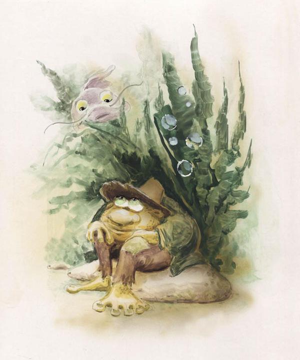 Water Goblin by asiapasek