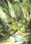 Little Violin Player