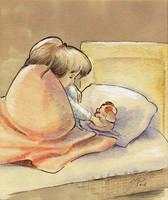 You Sleep Here by asiapasek