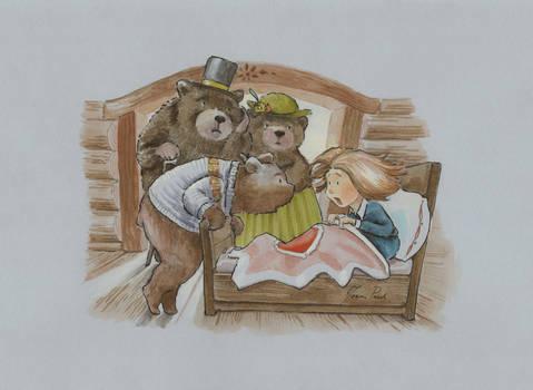 Goldilocks Wakes Up