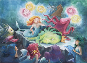 The Little Mermaid Show