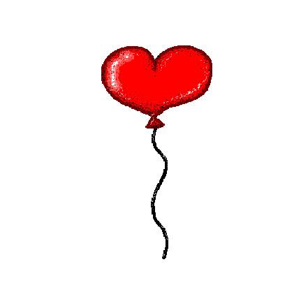 Heart balloon by brenkat on deviantart - How to make heart balloon ...