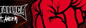 Metallica St. Anger Banner